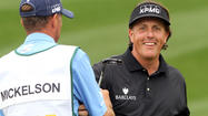 Mickelson wins Phoenix Open by four shots