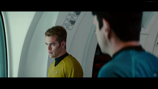 """Star Trek into Darkness."" By far."