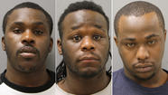 Three South Side brothers accused of abducting a 15-year-old girl at gunpoint and sexually assaulting her in December appeared in bond court Sunday.