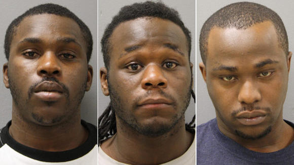 3 brothers accused of sexually attacking girl