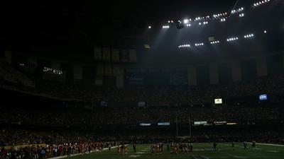 Power restored at Superdome after outage delays Super Bowl