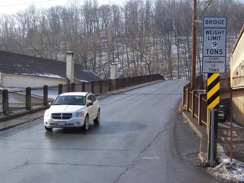 Replacement of the Messinger Street Bridge in Bangor, also sometimes known as the Bangor viaduct, is tentatively scheduled for 2014 and 2015.