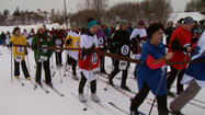 It's a Super Bowl tradition that is uniquely Alaskan.  While most people spent the day gearing up for the big game, more than 1,300 female skiers headed to Kincaid Park for the 17th annual Alaska Ski for Women event to support the fight against domestic violence.