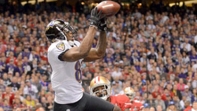 Mike Preston grades the Ravens' 34-31 win over the San Francisc…