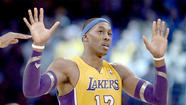 Lakers' Dwight Howard says sitting out is painful for him too