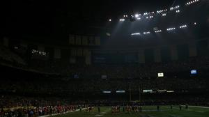 Power outage darkened Superdome, unnerving fans, disrupting momentum