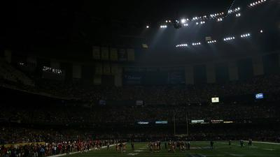 Power outage darkened Superdome, unnerving fans, disrupting mom…