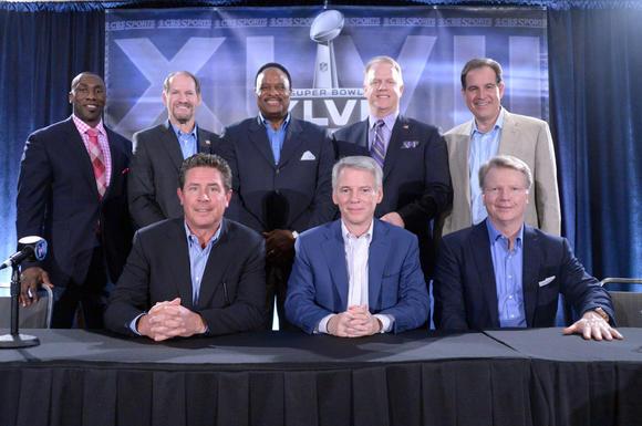 CBS sports team