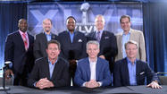 <strong>UPDATE (1 a.m.) at end of post with review of NFL Network's excellent post-game show and comment on Flacco profanity after game.</strong>