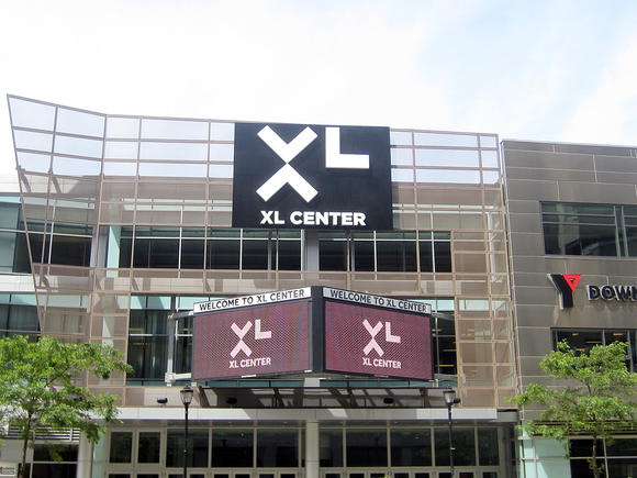 XL Center in Hartford