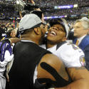 Ray Lewis, Ray Rice