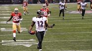 "The Ravens might not have won Super Bowl<a href=""http://www.baltimoresun.com/superbowl/""> XLVII</a> on Sunday night without Jacoby Jones."