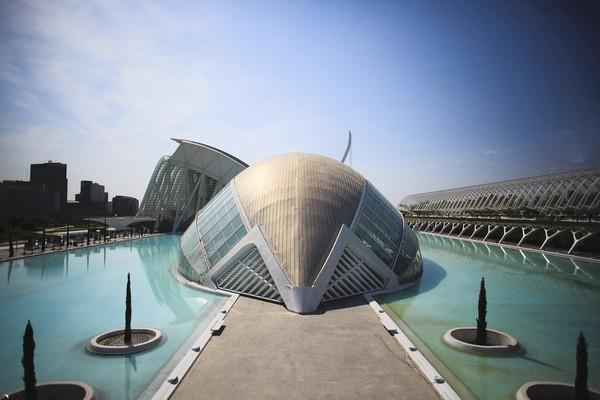 Valencia's City of Arts and Sciences, a seven-building complex including a planetarium and Imax theater, broke ground in 1996 with a budget of about $335 million, which eventually swelled to more than five times that figure. The development was just one part of the building spree that left the Spanish region deep in debt.