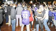 Ravens fans celebrate Super Bowl in Towson [Pictures]