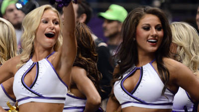 2012 Ravens cheerleaders [Pictures]