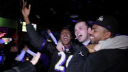 VIDEO Ravens fans celebrate Super Bowl win in Ellicott City
