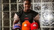 "<span style=""font-size: small;"">And now James Clark can relax. He knows what school he will be picking on National Signing Day and the winner in the sweepstakes for his services will come from his final three of Clemson, Florida and Ohio State. </span>"