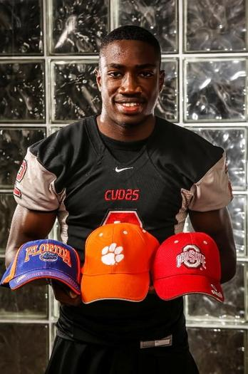 James Clark picks final 3 of Clemson, Florida, Ohio State, photo