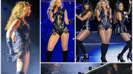 "<span style=""font-family: 'Arial', 'sans-serif';"">Wearing a sexy black leather and lace outfit that could have come straight out of the Victoria's Secret catalog, <strong>Beyonce</strong> certainly looked bootylicious and sounded just as satisfying during her halftime performance at yesterday's Super Bowl. The singer's Super Bowl set list included ""Crazy in Love,"" ""Single Ladies (Put a Ring on It),"" ""Halo,"" ""Baby Boy"" and ""End of Time."" She also did ""Bootylicious"" and ""Independent Women"" during the much-hyped <strong>Destiny's Child</strong> reunion with <strong>Kelly Rowland</strong> and <strong>Michelle Williams</strong>, who also lend Beyonce a hand on ""Single Ladies."" Hours after her high-profile performance, Beyonce announced she will kick off the North American leg of her The Mrs. Carter Show world tour on June 28 in Los Angeles. The trek will run through August 3 at the Barclays Center in Brooklyn</span>"