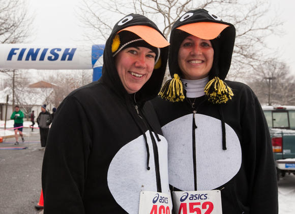 The Annual Penguin Pace 5K