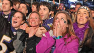 "Ravens fans had waited 12 years for another <a href=""http://www.baltimoresun.com/superbowl/"">Super Bowl</a> victory, and they packed the Mercedes-Benz Superdome, dwarfing 49ers rooters in both numbers and volume."