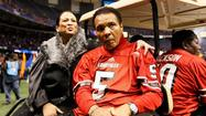 May May Ali, Muhammad Ali's daughter, said that contrary to reports, her father is not near death and that he watched the Super Bowl on Sunday.