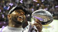 Ray Lewis has been celebrated throughout the postseason as one of the greatest linebackers in NFL history. He has also been vilified by some as a person who was involved in an incident during which two men were killed after the 2000 Super Bowl. It is a complex legacy, and one that his former teammate, Shannon Sharpe, asked him about before Sunday's Super Bowl.