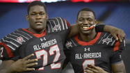 "TALLAHASSEE -- With just two days until National Signing Day, the Chopping Block is winding down a position-by-position look at the recruits who the <a id=""ORSPT000176"" class=""taxInlineTagLink"" title=""Florida State Seminoles"" href=""http://www.orlandosentinel.com/topic/sports/college-sports/florida-state-seminoles-ORSPT000176.topic"">Seminoles</a> are trying to land. Since coaching turnover has ruled <a id=""OREDU000030"" class=""taxInlineTagLink"" title=""Florida State University"" href=""http://www.orlandosentinel.com/topic/education/florida-state-university-OREDU000030.topic"">FSU</a>'s offseason, one could argue this Signing Day could be among the most pivotal in school history. It's definitely among the biggest of coach <a id=""PESPT000008711"" class=""taxInlineTagLink"" title=""Jimbo Fisher"" href=""http://www.orlandosentinel.com/topic/sports/football/jimbo-fisher-PESPT000008711.topic"">Jimbo Fisher</a>'s four-year tenure."