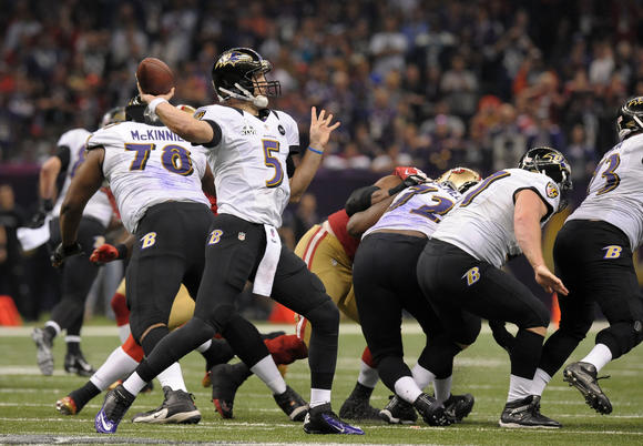 Baltimore Ravens vs. San Francisco 49ers