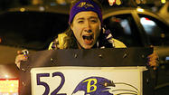 BWI officials discourage fans from greeting Ravens