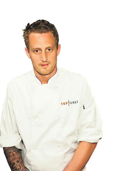 "Chef Michael Voltaggio: ""Proud to be an Amaryland!"""