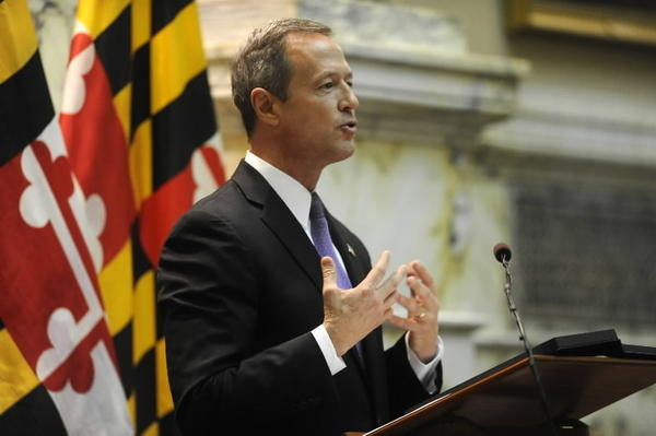 "Gov. Martin O'Malley: ""The Ravens have proven that they are the team of destiny this year. We are proud of them for bringing the Lombardi Trophy back to Baltimore."" <BR><BR>