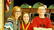 Fountaindale Elementary geography bee