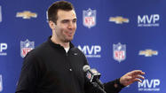 Joe Flacco's agent expects to talk to Ravens soon