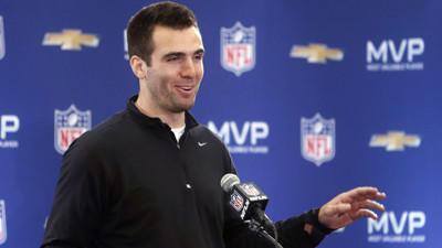 Joe Flacco's agent expects to talk to Ravens soon