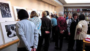 Members of the Osher Lifelong Learning Institute at Northwestern University visit the Art Institute of Chicago.