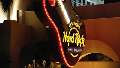 Hard Rock February promotions