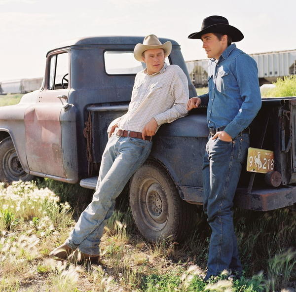 Who doesn't need a good cry? 'Brokeback Mountain' showed a love that wasn't defined by the lovers in question, played so well by heath Ledger and Jake Gyllenhaal. It just was love, and that was cool. Too sad it had to end the way it did. -- Curt Wagner