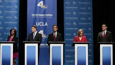 L.A.'s race for mayor
