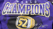 Shopping for Ravens world championship merchandise [Pictures]