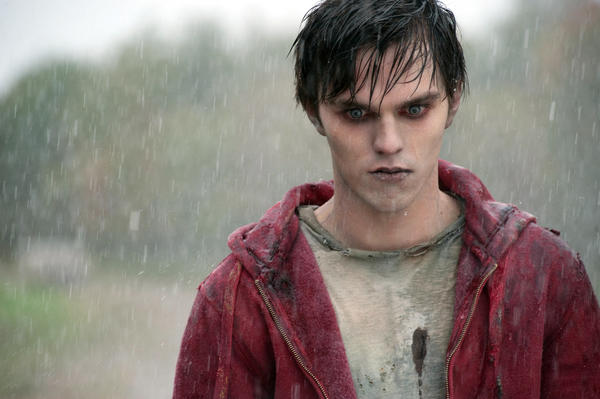 "This film image released by Summit Entertainment shows Nicholas Hoult in a scene from ""Warm Bodies."""