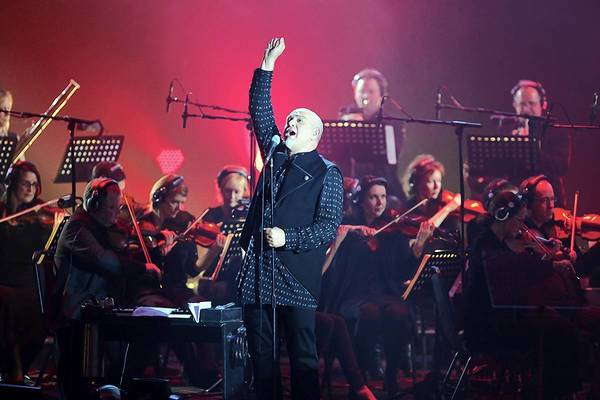 Peter Gabriel in concert in London shown in 3D at three local theaters.