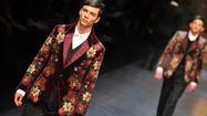 Dolce & Gabbana open menswear boutique in Neiman Marcus
