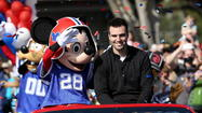 Ravens' Flacco carries on the 'I'm going to Disney World' tradition