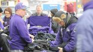 Ravens fans ravenous for Super Bowl XLVII gear