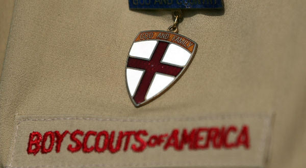 The Boy Scouts of America board is meeting at its Texas headquarters to consider revising its long-standing ban on gay Scouts and gay leaders.