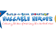 The Build-A-Bear Workshop® Huggable Heroes® program, now in its 10th year, is accepting nominations for young people ages eight to 18 who are doing their part to make the world a better place. Deadline is February 28. Ten Huggable Heroes will each receive $10,000 which includes an educational scholarship, a donation to a charity of their choice, and a mentoring scholarship to support their charitable entrepreneurships.