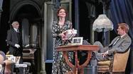"THEATER REVIEW: Sunset Boulevard at Drury Lane Theatre ★★½ ... Never the subtlest of mega-musicals, Andrew Lloyd Webber's ""Sunset Boulevard"" at least comes with a resident cynic."