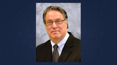 Headshot of Dr. Matthew Masiello, director of the Center for Health Promotion & Disease Prevention in Windber.