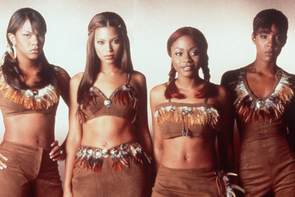 The original Destiny's Child included LeToya Luckett, Beyonce Knowles, LaTavia Roberson and Kelly Rowland.